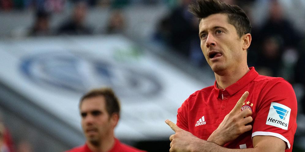 Klopp Diam-diam Sambangi Lewandowski - Berita Bola Terkini
